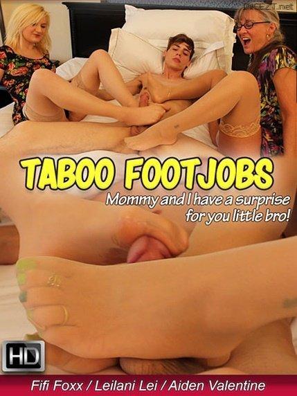 Taboo Footjobs (2016) – Leilani Lei