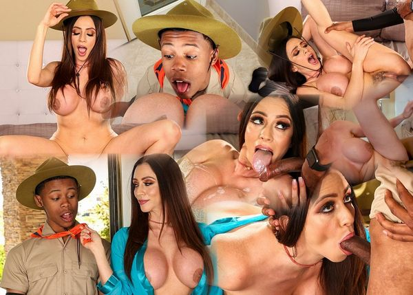 ariella ferrera trading pussy for cookies