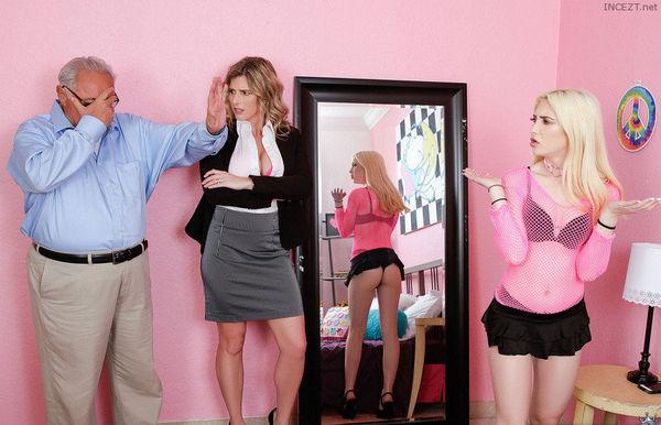 Cory Chase & Jane Wilde – Dress Like A Slut Lick Like A Slut HD [Untouched 1080p]