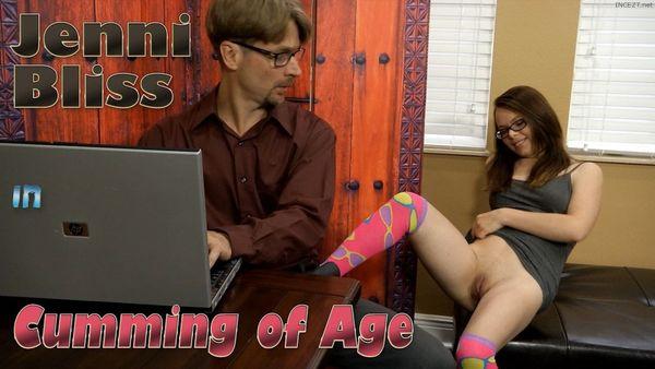 Jenni Bliss in Cumming of Age HD
