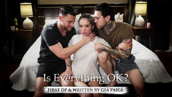 Gia Paige – Is Everything OK? HD [Untouched 1080p]