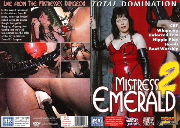 [Dom Promotions] Mistress Emerald #2 (2011) [Boot licking]