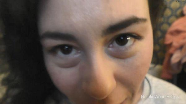 Natalie Wonder – ONLY MOM-SON Amateur Taboo Vids in POV