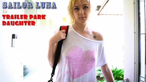 Sailor Luna in Trailer Park Daughter Returns HD