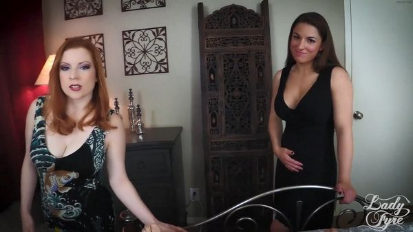 Lady Fyre & Mallory Sierra – Mother and Aunt 1080p FULL COLLECTION!