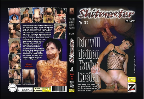 [Z-Faktor Medien] Shitmaster #7 - Ich Will Deinen Kaviar Kosten (2005) [Gangbang Scat]
