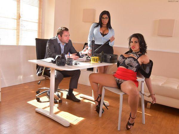 Kesha Ortega, Sheila Ortega – Good Sis, Bad Sis HD