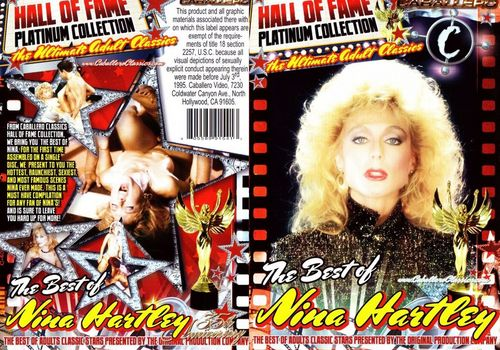 fs6tipz60hbi Caballero Hall of Fame: Best of Nina Hartley (1980s)