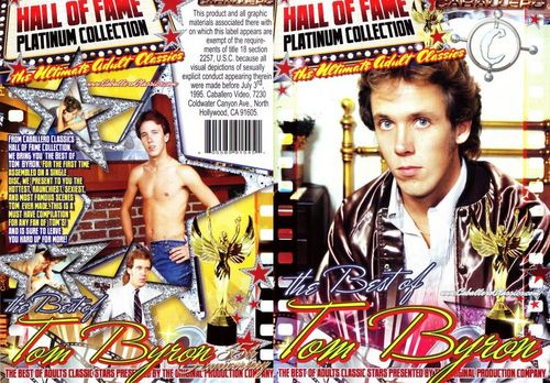 tjsnbdfutdm7 Caballero Hall of Fame: Best of Tom Byron (1980s)