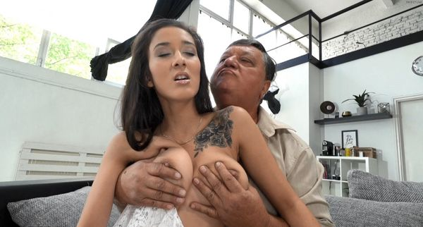 Grandpas Busty Angel HD