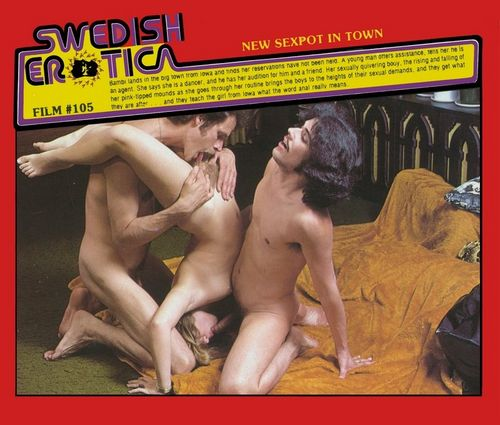8k6u6emhzyqw Swedish Erotica 105: New Sexpot In Town (Another Quality) (1978)