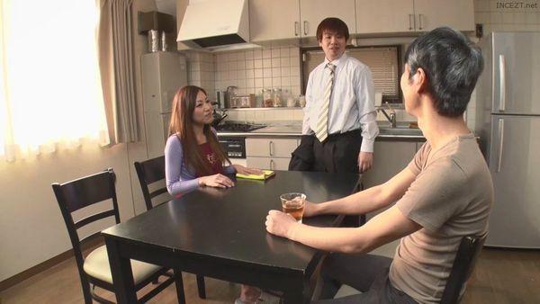 Kanna Kitayama – I Cuckolded My Husband With His Father HD