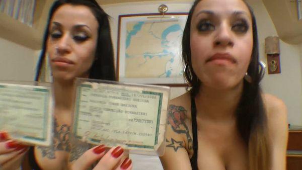 Face Sitting Fuck Face Real Twins WhoIs The Better Dominatrix By Rafaella Gueicha – Graziella Gueicha And Vivi 1080p HD