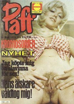 ygrdokhinku0 Paff Magazine 1976 Number 24 (Magazine)