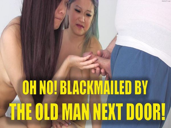 little_mina69 – OH NO BLACKMAILED BY THE NEIGHBOR 1080p HD
