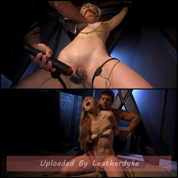 Skinny Blonde Slut Alexa Grace in Sadistic Rope Bondage Pussy Fucking | HD 720p | Release Year: Oct 10, 2018