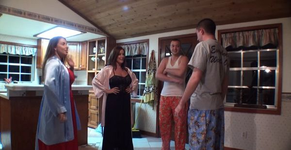 Rachel Steele, Stacie Starr – MILF866 – Saving It For Their Sons HD