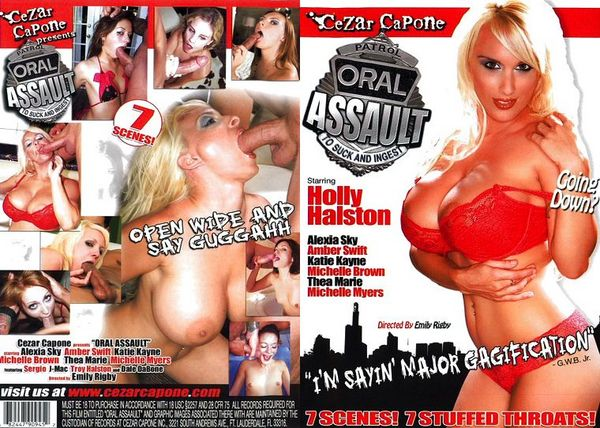 [Cezar Capone] Oral Assault (2009) [Holly Halston]