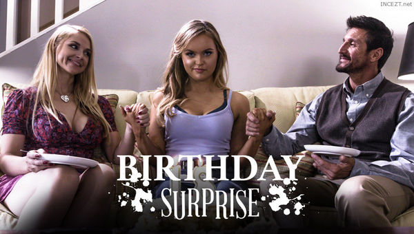 BIRTHDAY SURPRISE – Sarah Vandella, River Fox HD [Untouched 1080p]