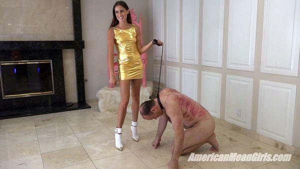 Kicking Slave [AmericanMeanGirls] Princess Beverly (987 MB)