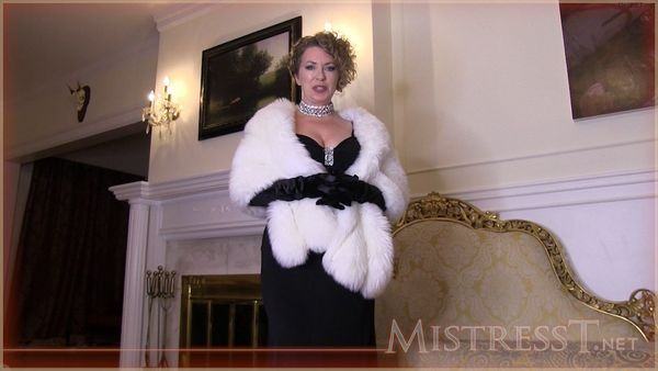 MILF Takes Advantage – Mistress T HD
