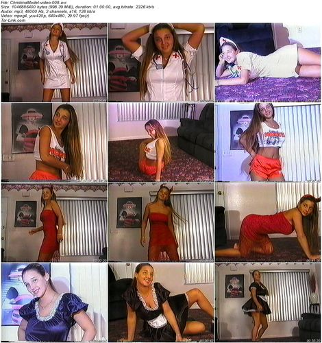 ChristinaModel - video 8