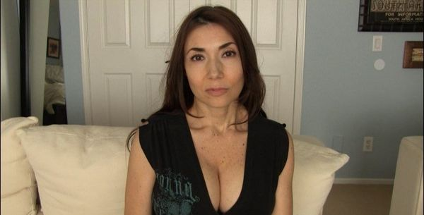 Mother Caught You Using Her Credit Card to Pay for POV Mommy Porn!