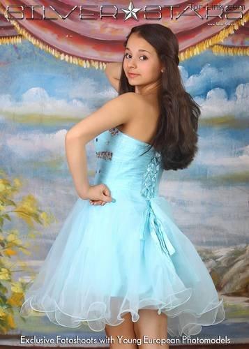 Silver-Stars Sabina - Dance Costume 2