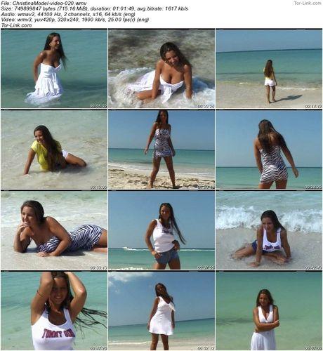 ChristinaModel - video 20