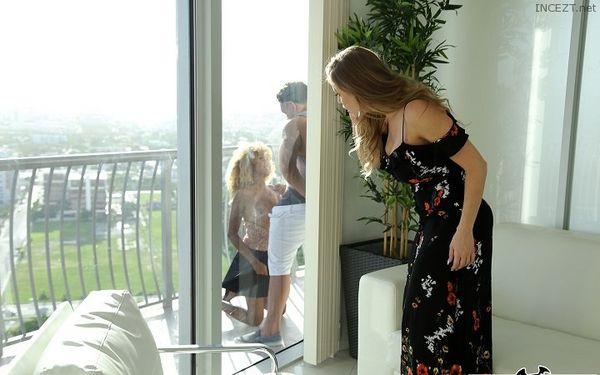 Britney Amber, Kiki Star – Banging My Busty Stepmom For A Creampie HD [Untouched 1080p]