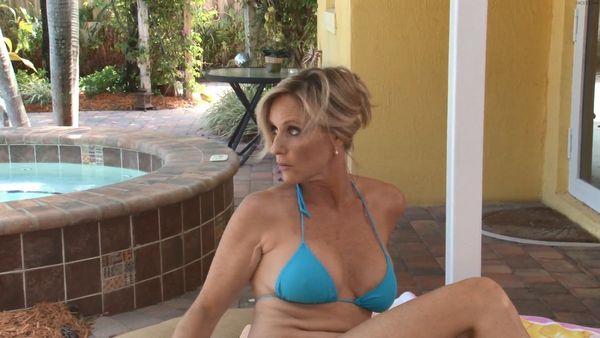 Mother-Son Secrets Pool Side – Jodi West 1080p HD