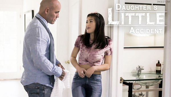 DAUGHTER'S LITTLE ACCIDENT – Kendra Spade HD [Untouched 1080p]