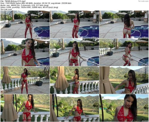 TeenModels4Bitcoin Britney - video 13 T-Back Lingerie