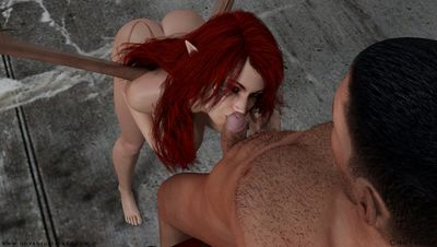 [3D Porn Comic] [Nova] Nyx [succubus]