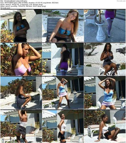 ChristinaModel - video 26