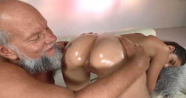 Grandpa's Big Ass Latina HD