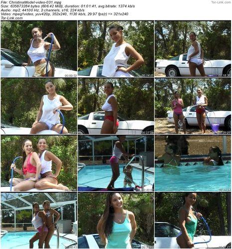 ChristinaModel - video 31