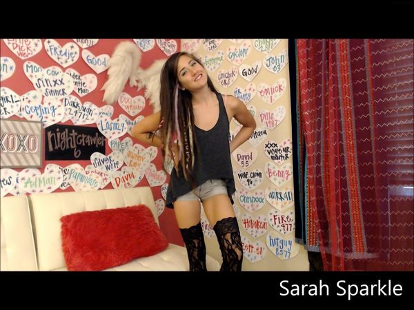 Sarah Sparkle – Step Daddy Cum in my PUSSY!