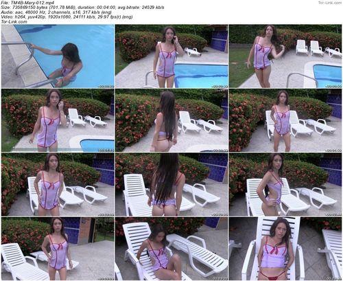 TeenModels4Bitcoin Mary - video 12 Wet Sheer