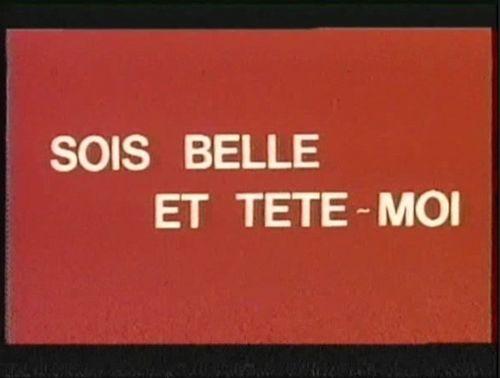 bqrsgdemr71w Sois belle et tete moi (1978)