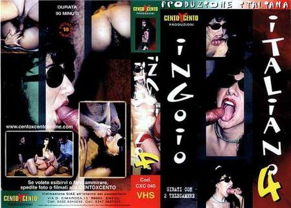 [Cento X Cento] [CXD045] Ingoio Italiano #4 (2002) [Teresa Visconti]