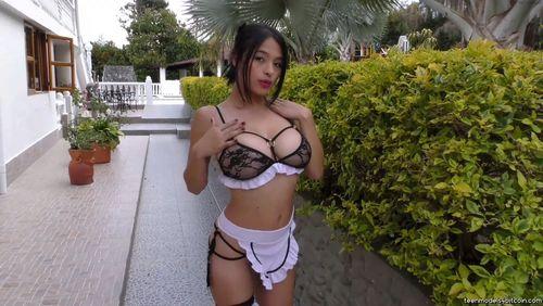TeenModels4Bitcoin Pamela - video 20 Maid to Order