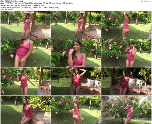 TeenModels4Bitcoin Poli - video 13 All Pink