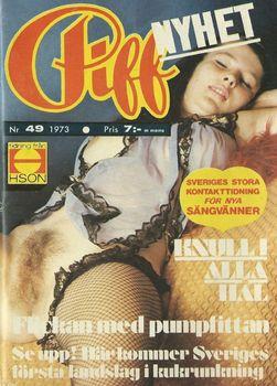 eoext9bd7uks Piff Magazine 1973 Number 49 (Magazine)