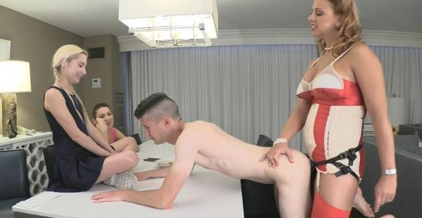 Pegged By Mother For Sisters Birthday Breakfast - BratPrincess (474 MB)