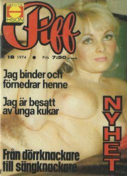 xcniafi8boyf Piff Magazine 1974 Number 18 (Magazine)