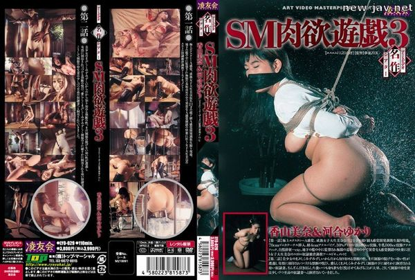 Cover [LYO-029] Art Video Masterpiece Theater: SM Lust Hot Plays 3