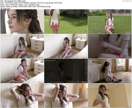 TokyoDoll Glafira E - Making of video 001