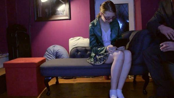 Daughter in Schoolgirl Uniform HD