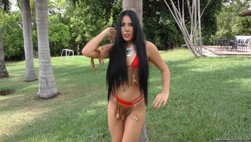 TeenModels4Bitcoin Kimberly - video 2 Indian Princess